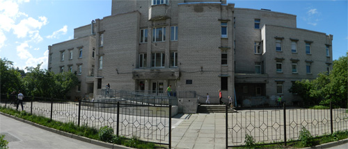 Здание Стоматологической поликлиники №19