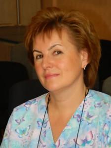 Холманова Елена Викторовна. Врач-стоматолог терапев высшей категории